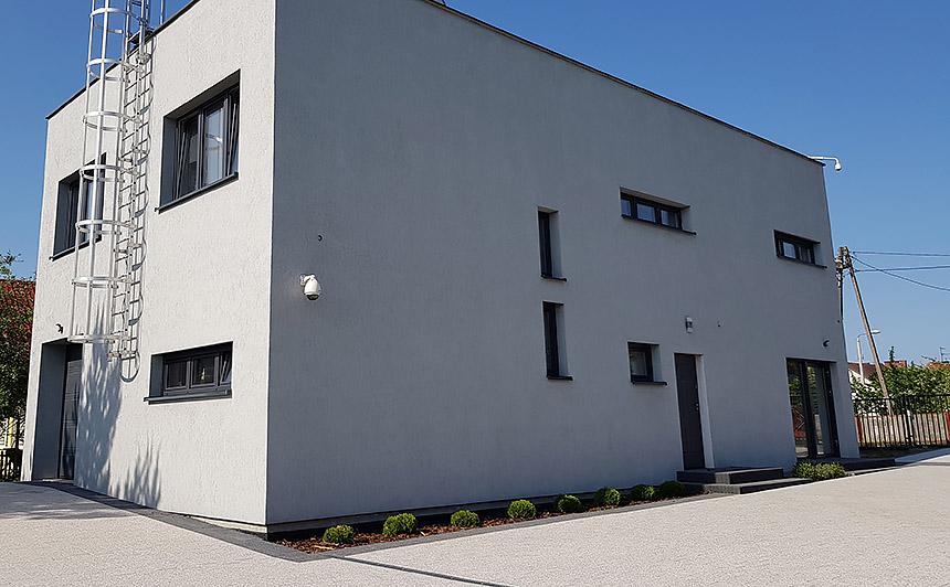 DeltaKOMP - siedziba firmy